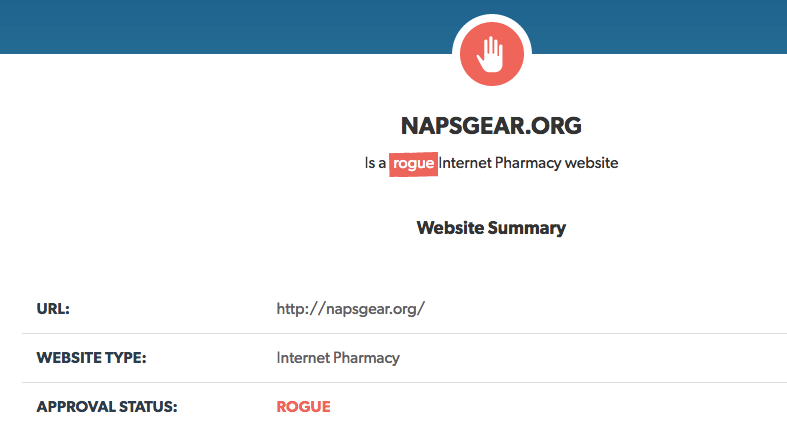 Napsgear.org Review