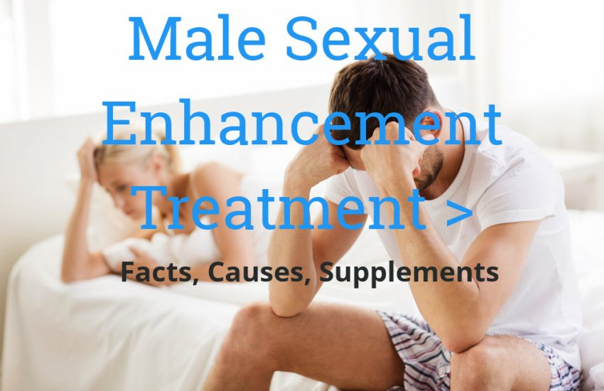 Male Sexual Enhancement Treatment