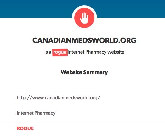Canadianmedsworld.org Reviews