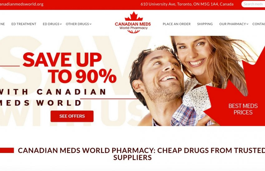 Canadianmedsworld.org