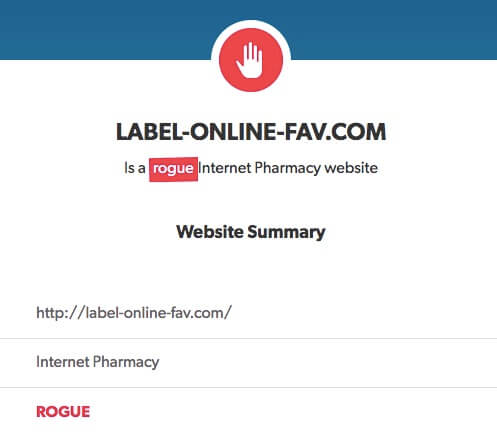 Label-online-fav.com Review