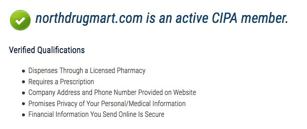 northdrugmart.com verified