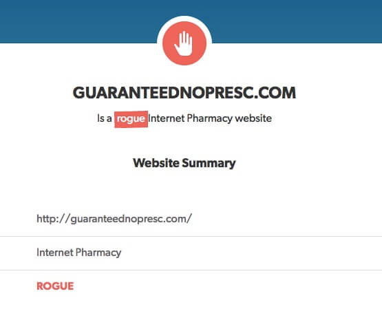 Guaranteednopresc.com review