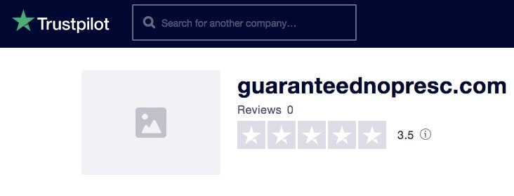 Guaranteednopresc.com reviews