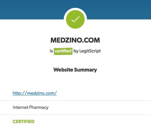 Medzino.com Review