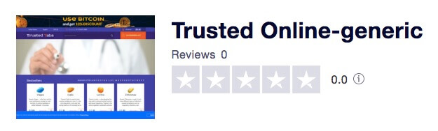 Trusted-Online-Generic.com Reviews